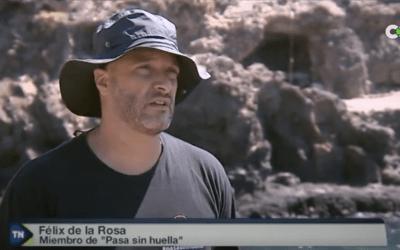 Desalojos en Granadilla